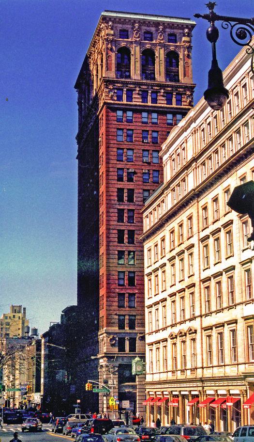 Cass Gilbert Society  Cass Gilbert  the Architect