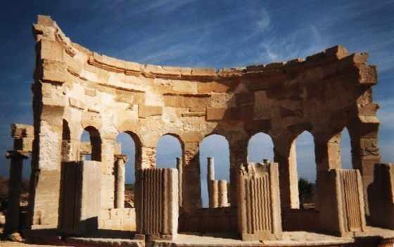 Africa romana Leptis Magna