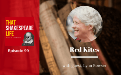 Ep 99: Lynn Bowser and the Red Kite