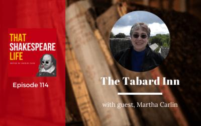 Ep 114: The Tabard Inn with Martha Carlin