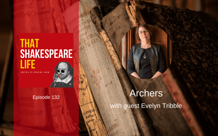 Ep 132: Archers with Lyn Tribble