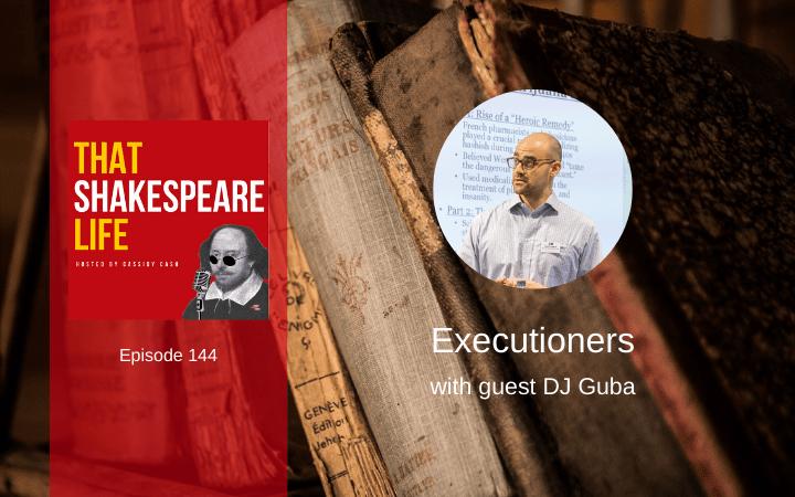 Ep 144: Executioners with DJ Guba