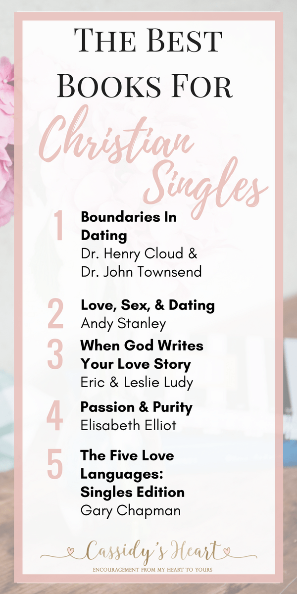 Christian books on sex and dating