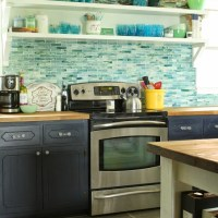 My Shades of the Sea Vintage Kitchen  (Or… The One Where th