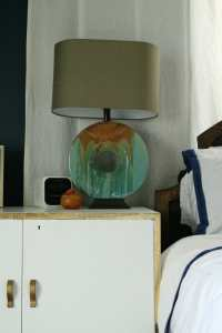 Nightstand Lamps in Our Bedroom