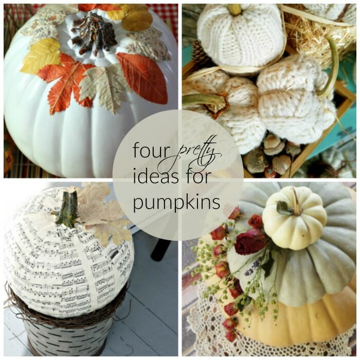 4 Pretty DIY Pumpkin Projects for Fall