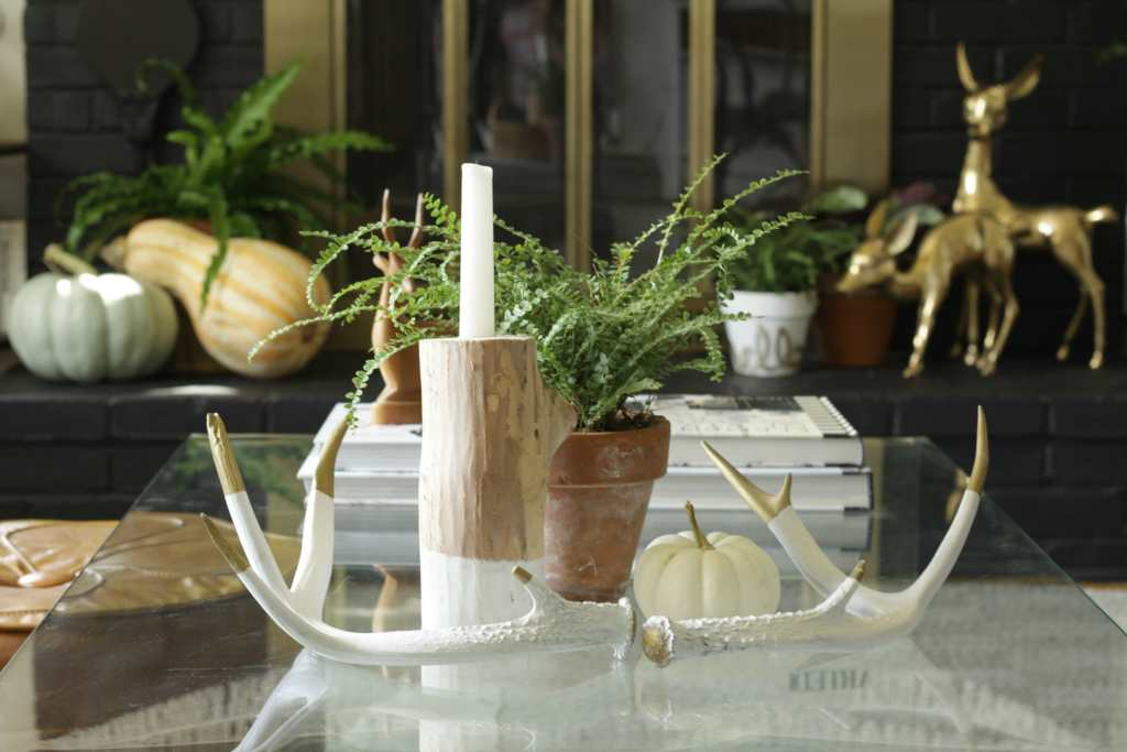 gold-white-natural-fall-coffee-table-styling