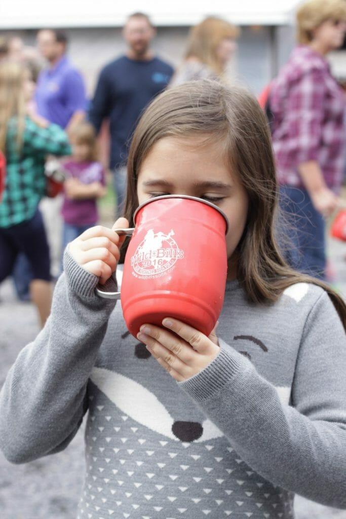 apple-festival-emmy-sipping-soda