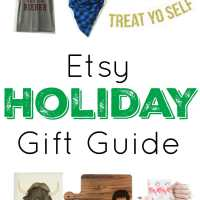 Giant Etsy Gift Guide for Adults and Kids