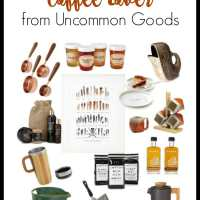 Gifts for the Coffee Lover from Uncommon Goods