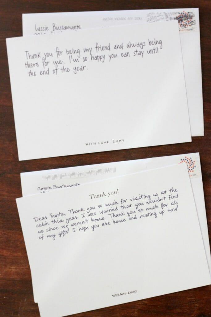 Kids Art Cards with Bond- Backs and Envelopes