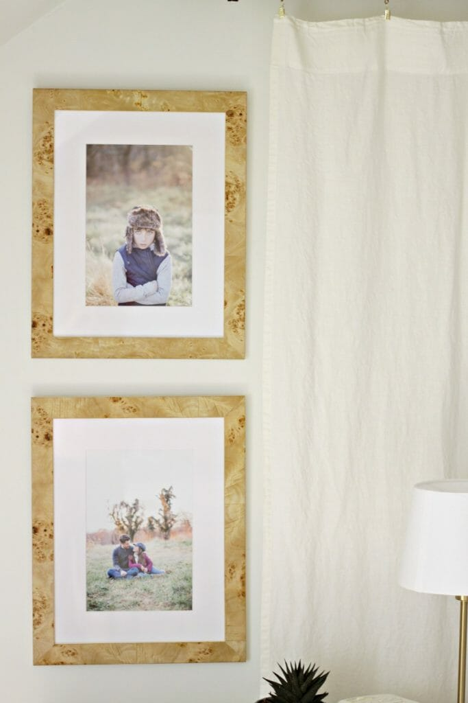 Framebridge Framed Family Photos with Color