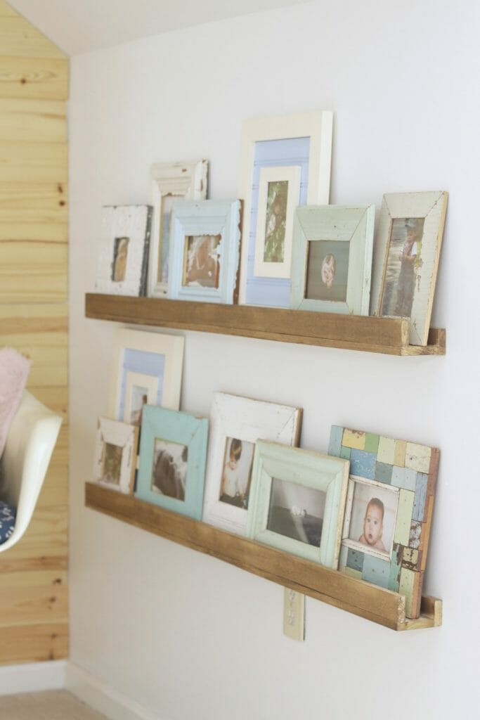 Collection of Eclectic Molding Frames