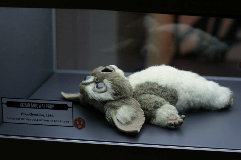 Museum of Pop Culture Gizmo