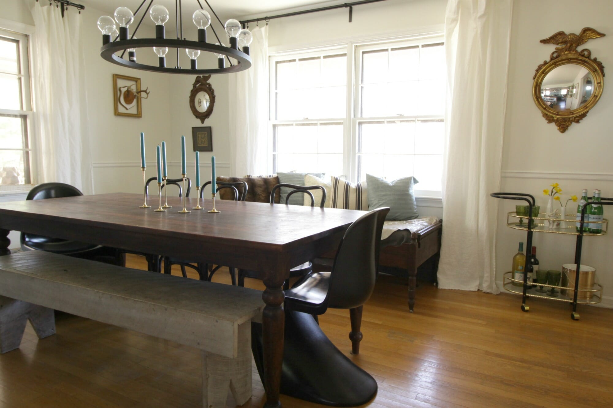 tour living dining room edition bustamante