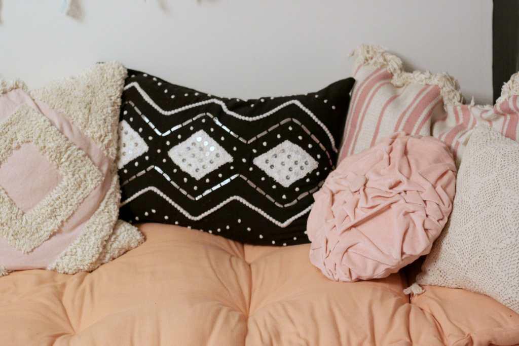 Bohemian Throw Pillow Mix