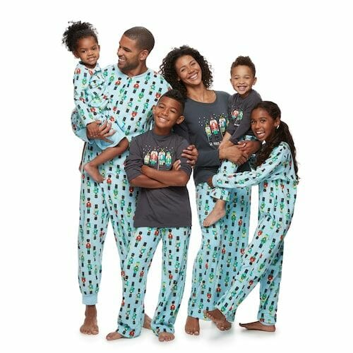 Nutcracker Family PJS