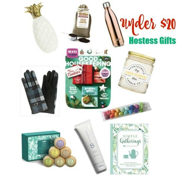 Hostess Gift Ideas for Under $20
