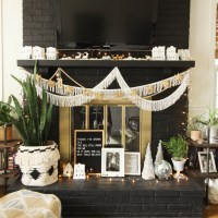 Eclectic Christmas Home Tour Part 1: Master Bedroom, Guest Room,