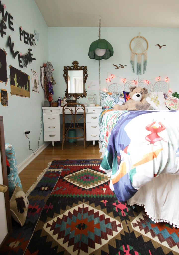 Maximalist Girl's Bedroom