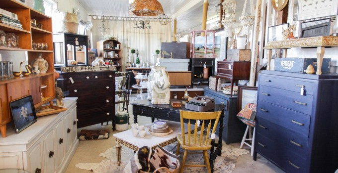 Sweet Clover's January Furniture Clearance Sale!