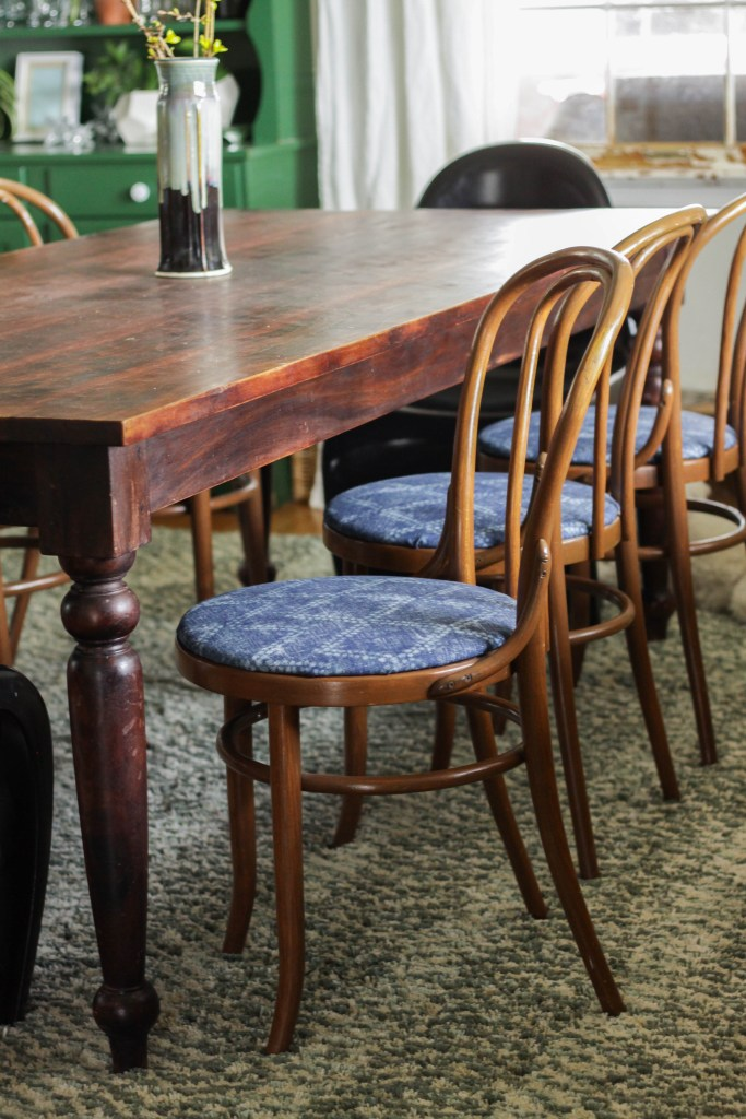 Recovered Dining Chairs
