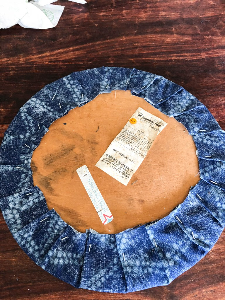 Trimmed Seat Cushion