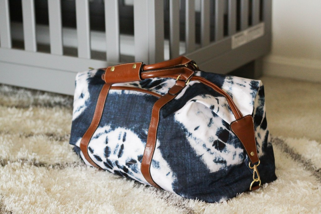 Weekender Bag by Boho Luxe
