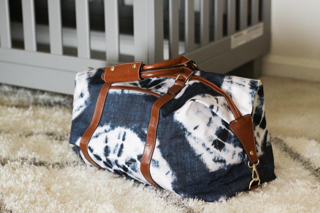Weekender Bag by Boho Luxe