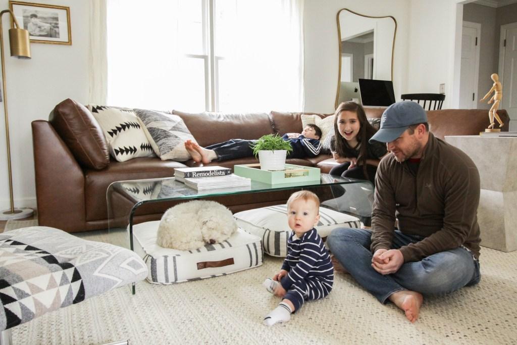 Bassett Furniture Living Room Design