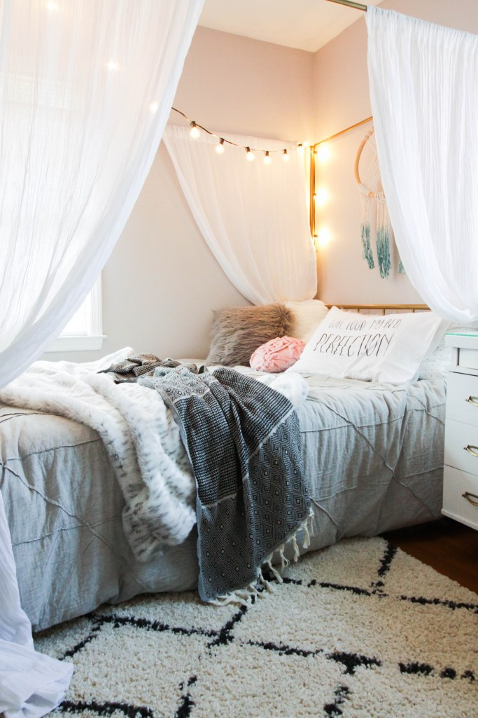 Tween Gray Bedding