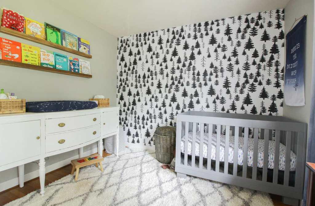 Gender Neutral Nursery Design