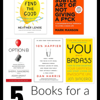 5 Books for a Better Self
