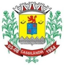 Prefeitura de Cassilândia licita prestação de serviço de rolo compactador