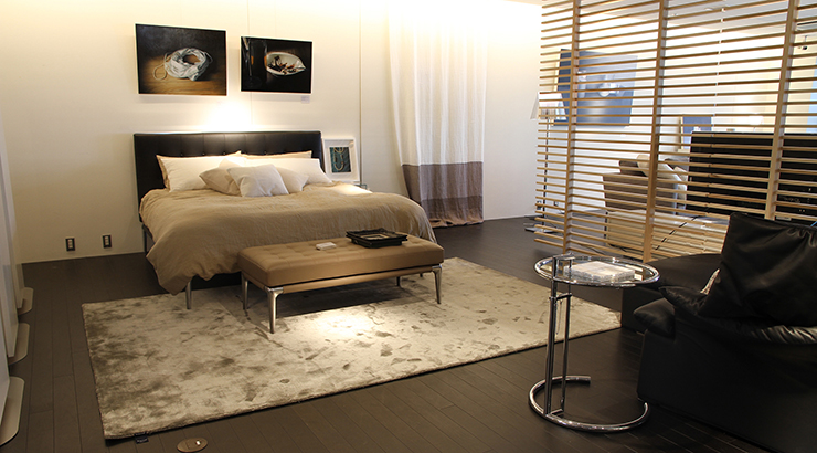L26 VOLAGE BED  Cassina