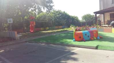Il parco giochi di Sant'Angelo intitolato a Matteo Melaragni