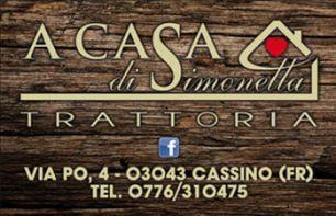 Casa di Simonetta Cassino immagine