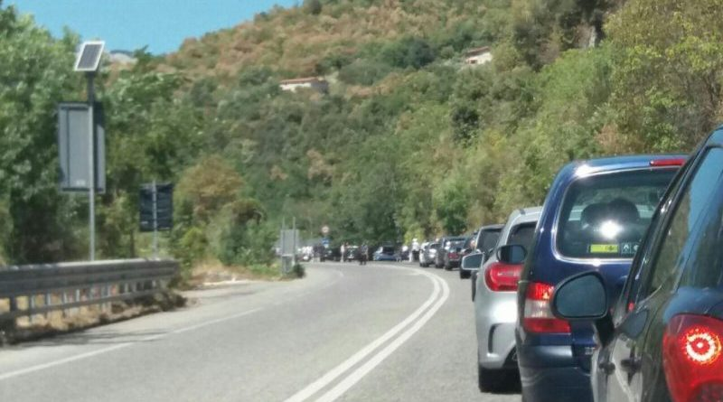 Incidente tra Belmonte e Atina
