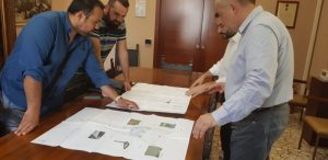 Presentazione del progetto Cantieri Sociali al Comune di Cassino