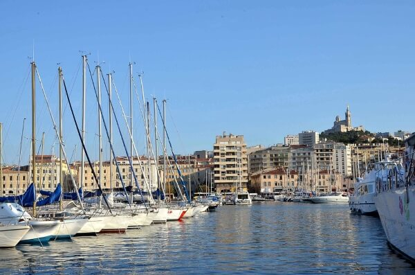 Top Sehenswürdigkeiten in Marseille: Alter Hafen und Kathedrale
