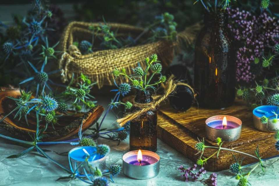 Magic Witch Love Spells Cast
