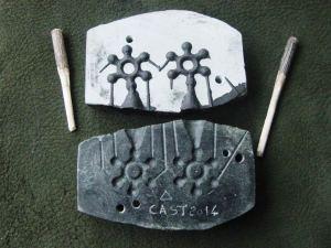 Stampo per pendagli a globuletti
