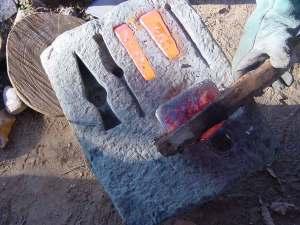 Metallurgia, colata in stampo aperto