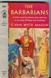 Barbarians paperback