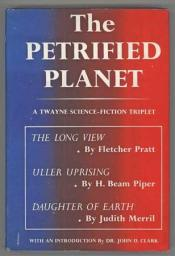 The Petrified Planet