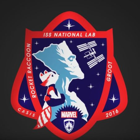 ISS Groot Rocket