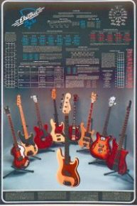 The Electric Bass Poster™