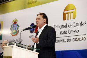 Antônio Joaquim (Presidente do TCE/MT)
