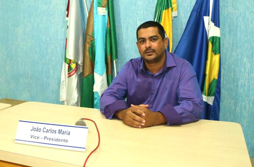 Vereador João Carlos Maria (Palito)