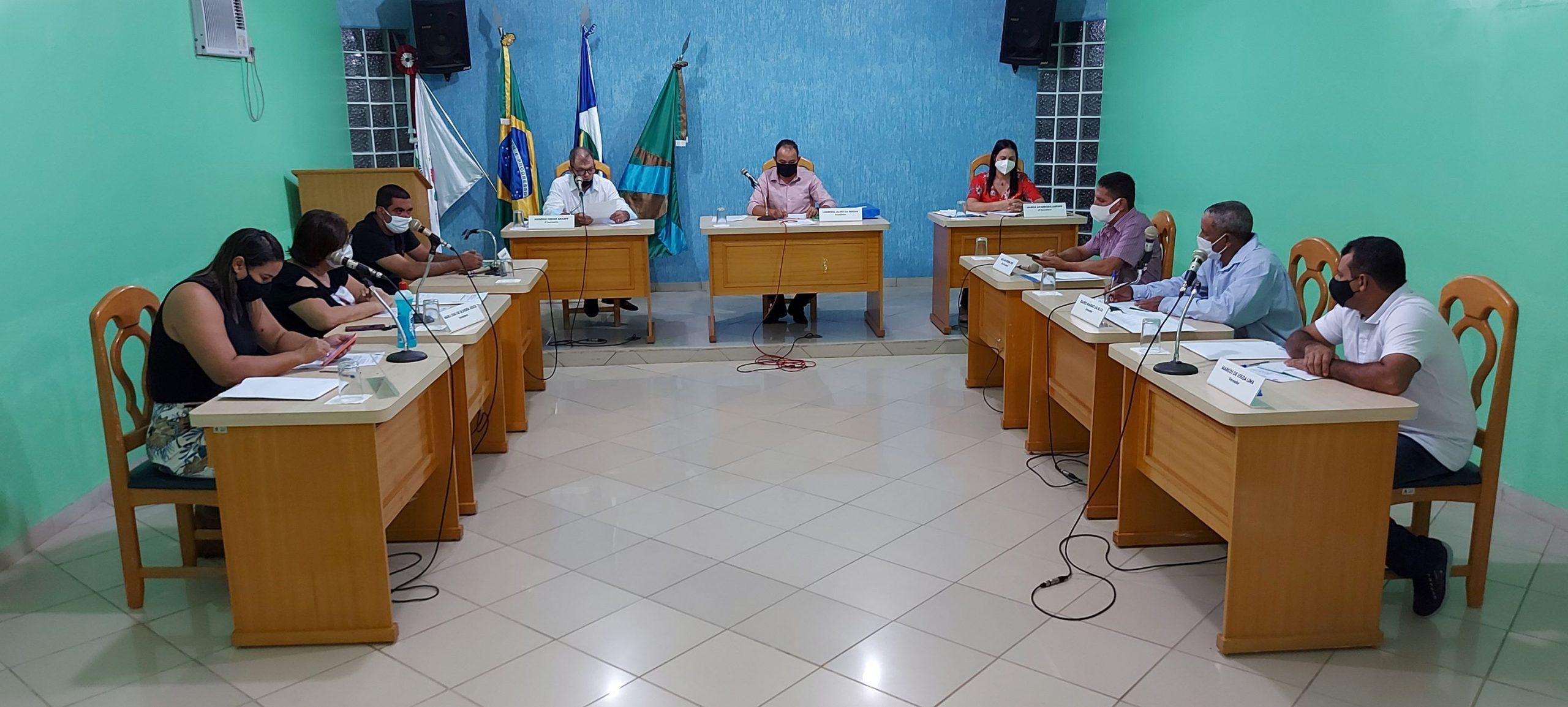Rogério Graeff reivindica residência para acampamento de equipes do setor de Obras